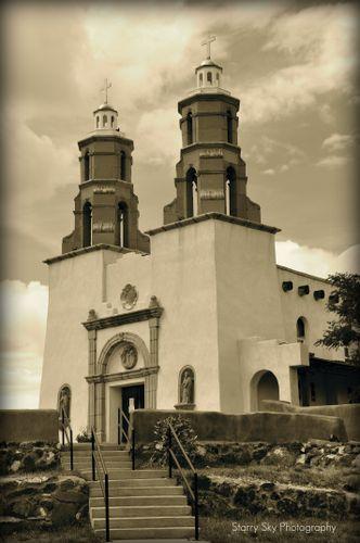 San luis shrine chapel