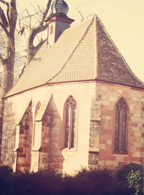 Landstuhl-chapel