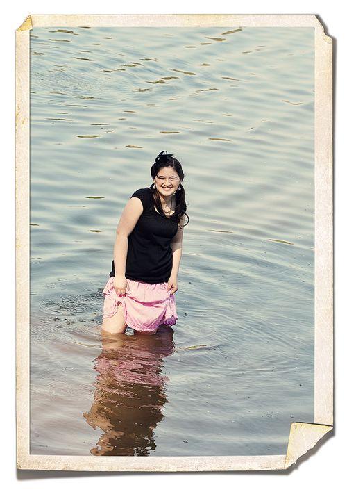 M lake