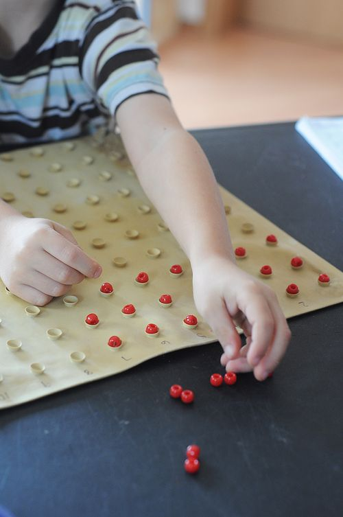 multiplication mat