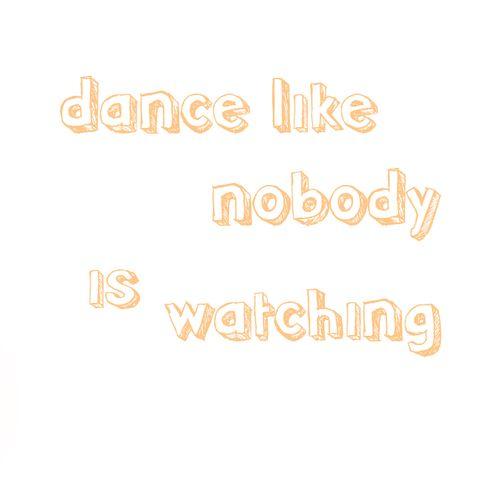Dance doodle