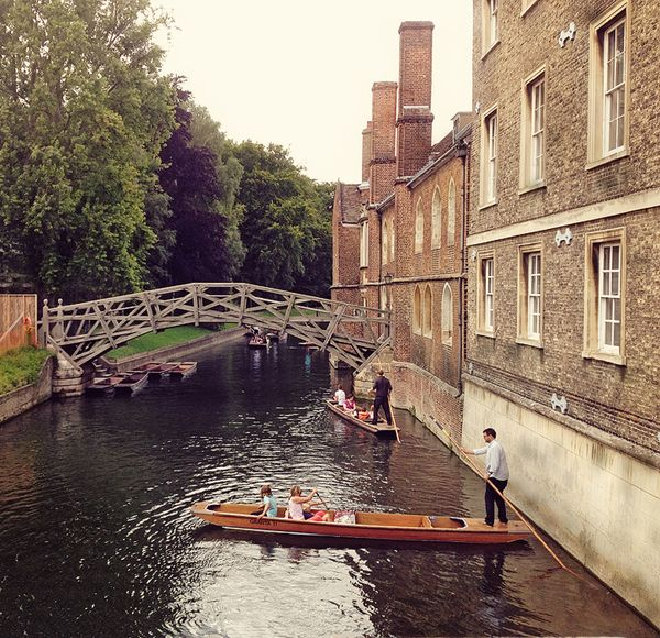 Aug 2012 cambridge