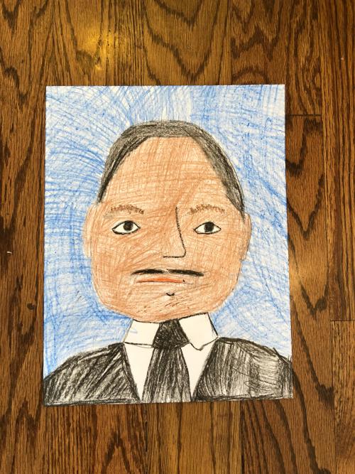 MLK draw