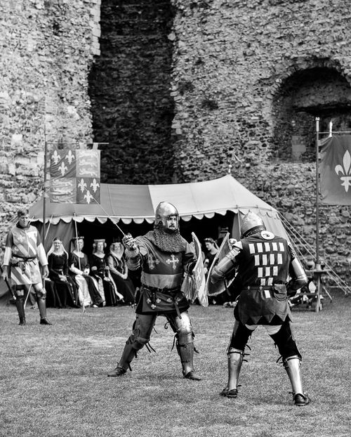 Aug  2014 joust bw web (1 of 1)