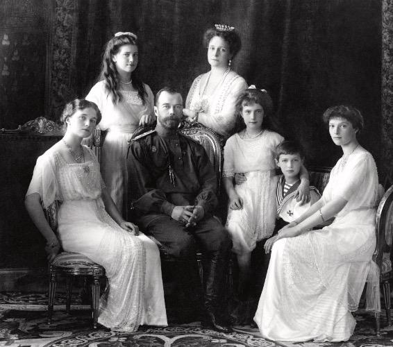 Execution of the Romanov family - Wikipedia